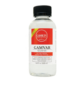 Gamblin Gamvar Picture Varnish, Gloss  4 Oz