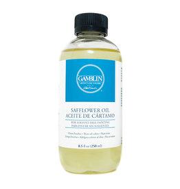Gamblin Safflower Oil 8.5 Oz