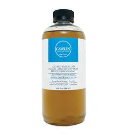 Gamblin Solvent Free Fluid 16.9 Oz