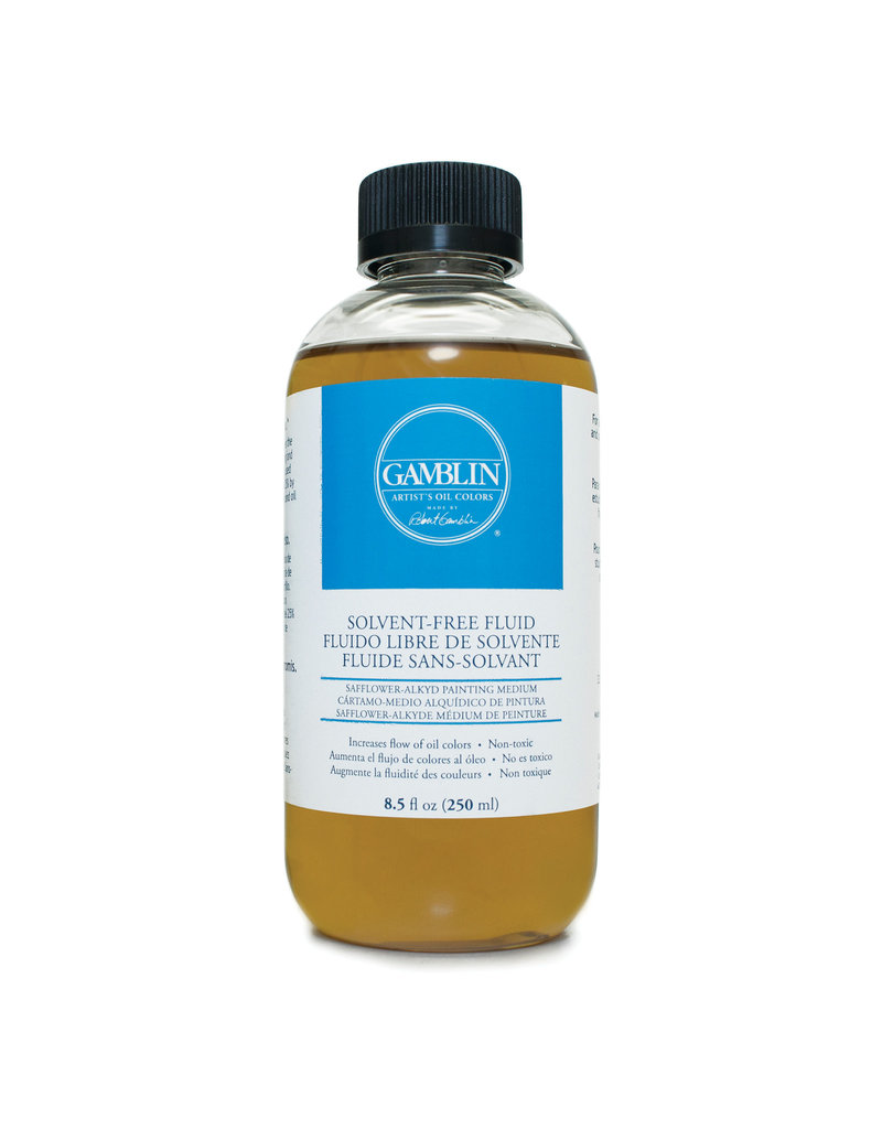 Gamblin Solvent Free Fluid 8.5 Oz