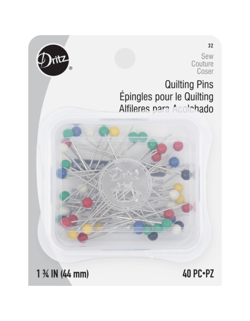 Dritz Stainless Ball Point Pins