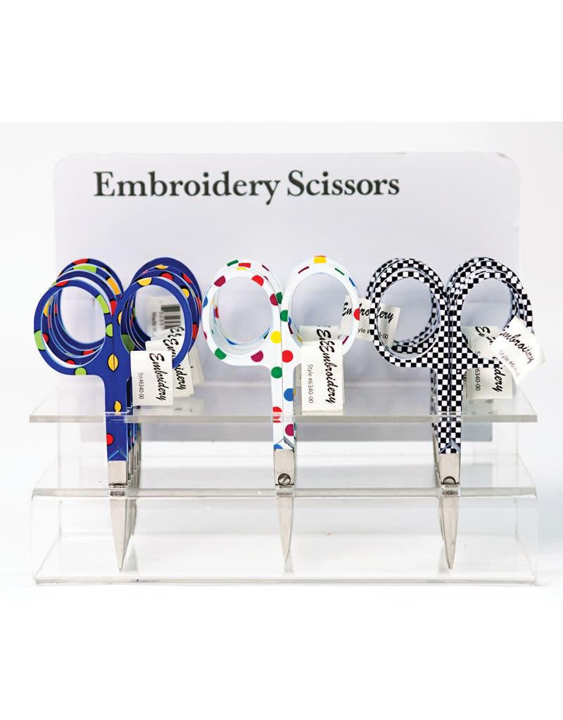 Allary Scissors Embroidery - Polka Dot