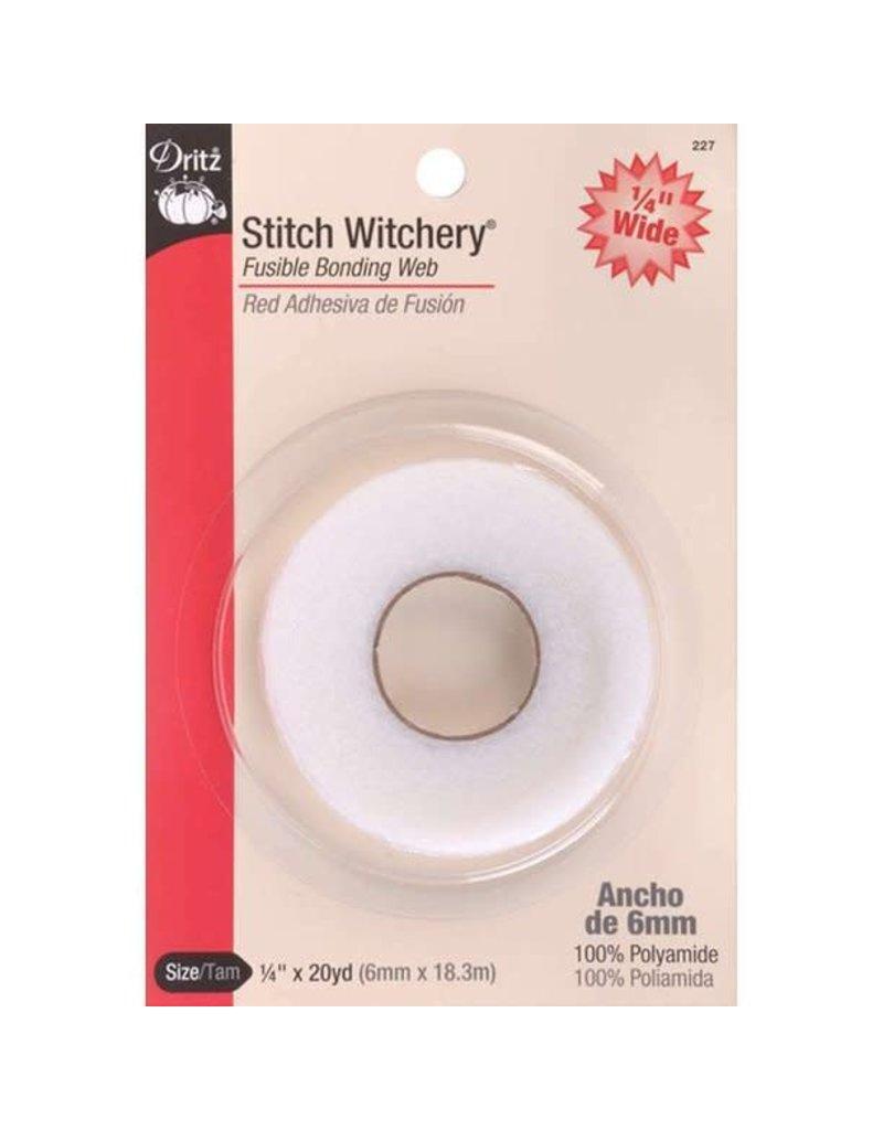 Stitch Witchery Reg 1/4''X20Yds