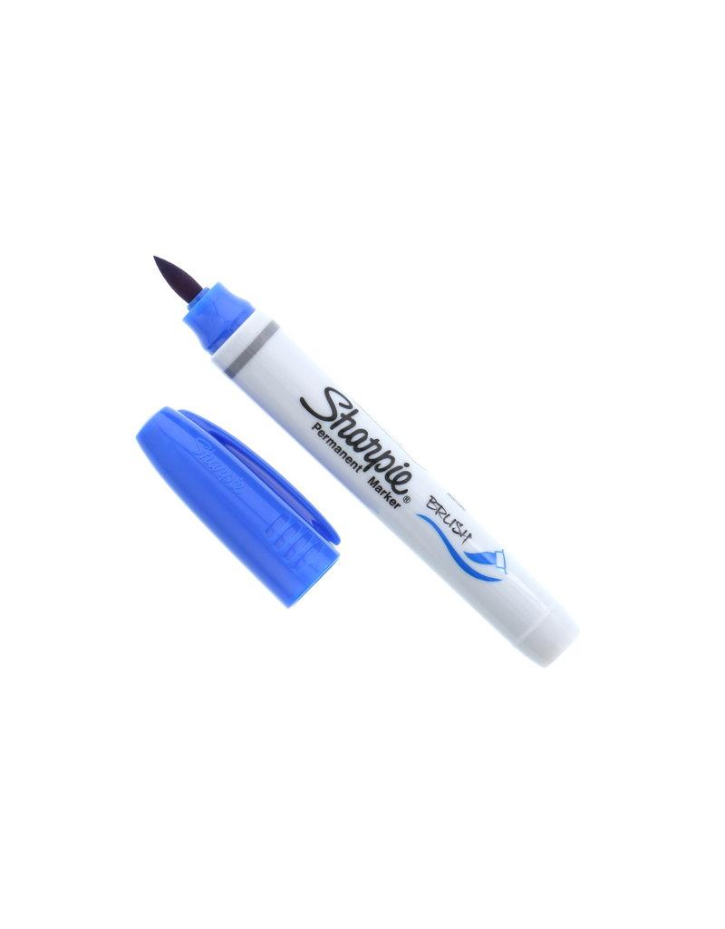 Sanford Sharpie Brush Blue