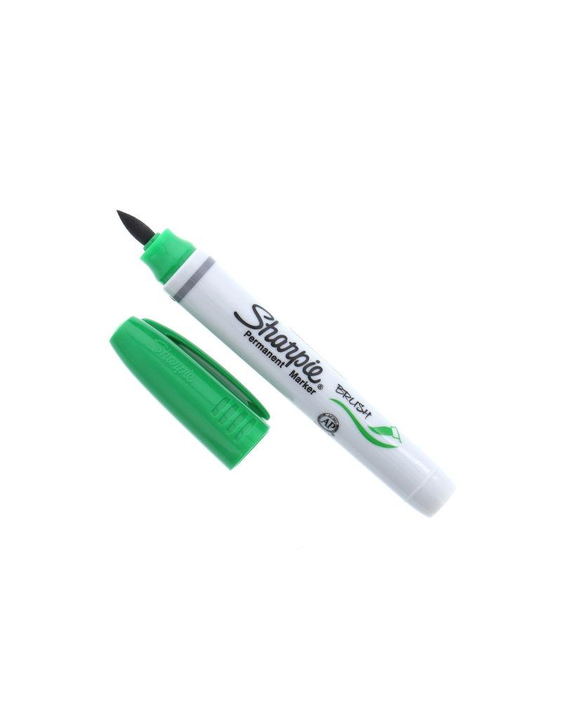 Sanford Sharpie Brush Green