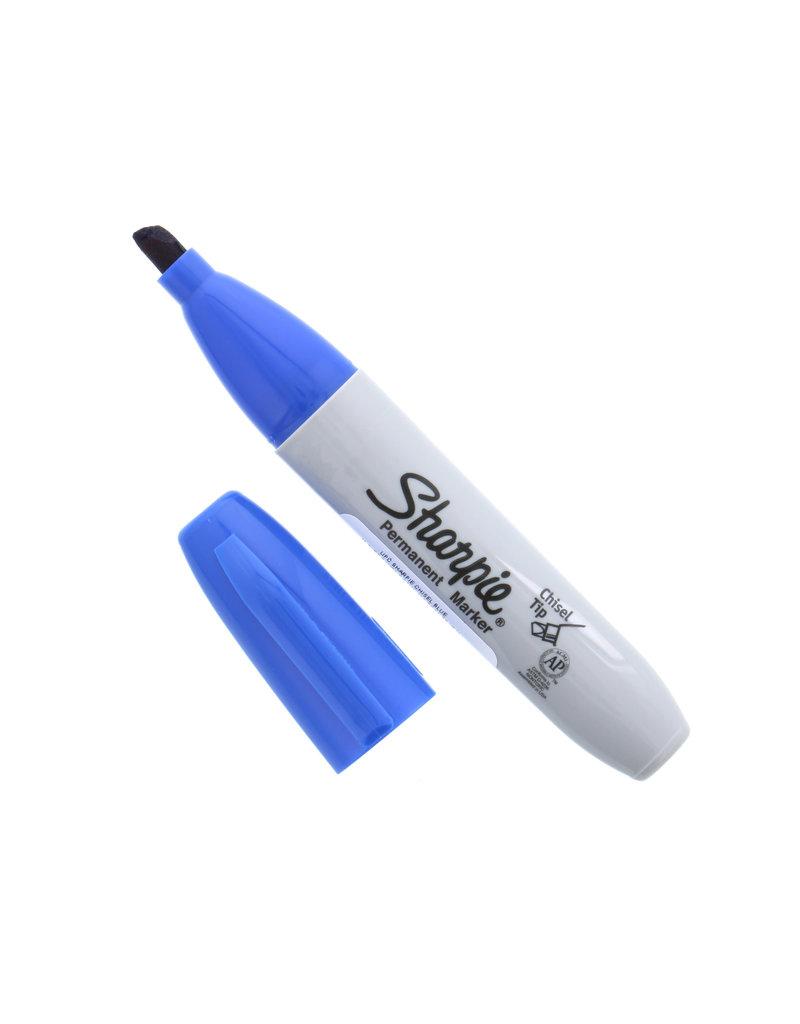 Sanford Sharpie Chisel Blue