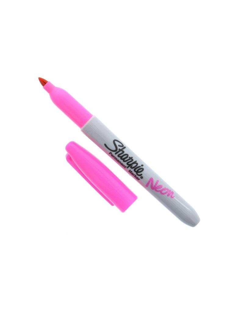 Sanford Sharpie Fine Neon Pink