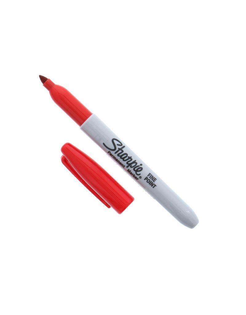 Sanford Sharpie Fine Red