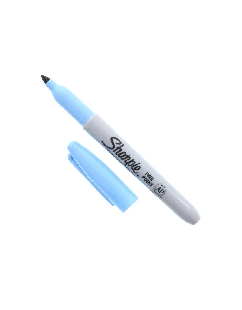 Sanford Sharpie Fine Sky Blue
