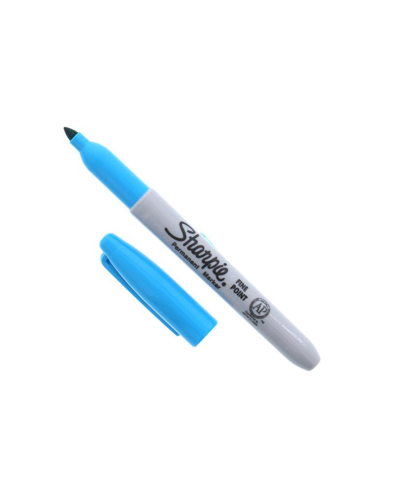 Sanford Sharpie Fine Turquoise