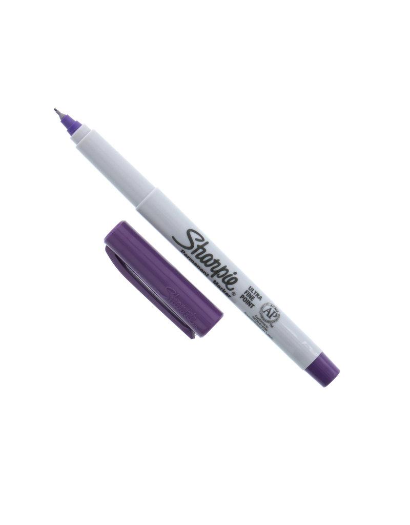 Sanford Sharpie Ultra Fine Purple