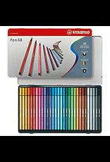 Stabilo Stabilo Pen 68 Wallet Set 10