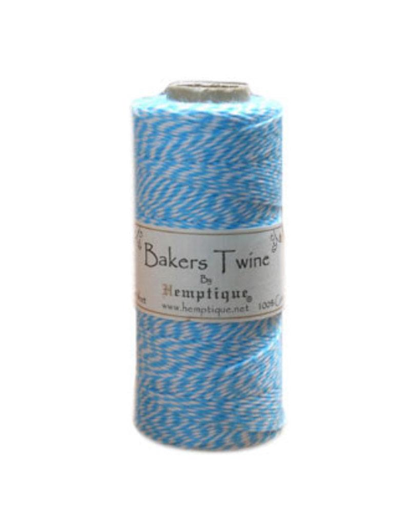 Hemptique Bakers Twine 410Ft Blue / White