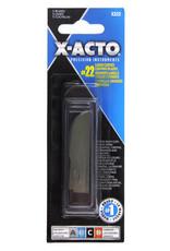 Xacto Blade #22 5/Pk Card