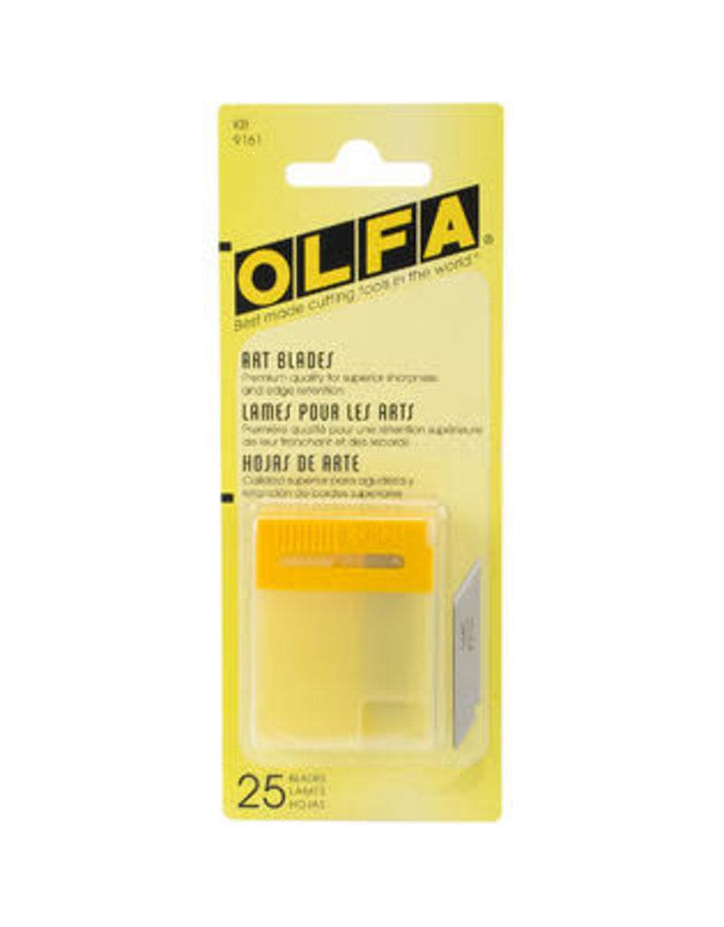 Olfa Blades Art Knife 25/Pk