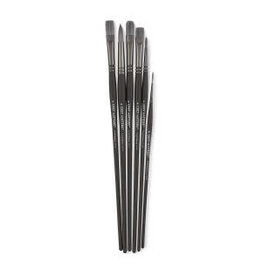 Jack Richeson Grey Matters Set 6 Oil Brushes