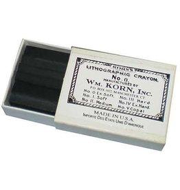 Korn's Litho Crayon X-Soft - 0