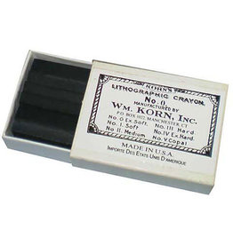 Korn's Litho Crayon Medium -2