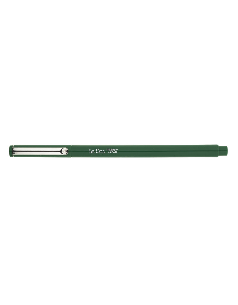 Uchida Le Pen Marker Green .3mm