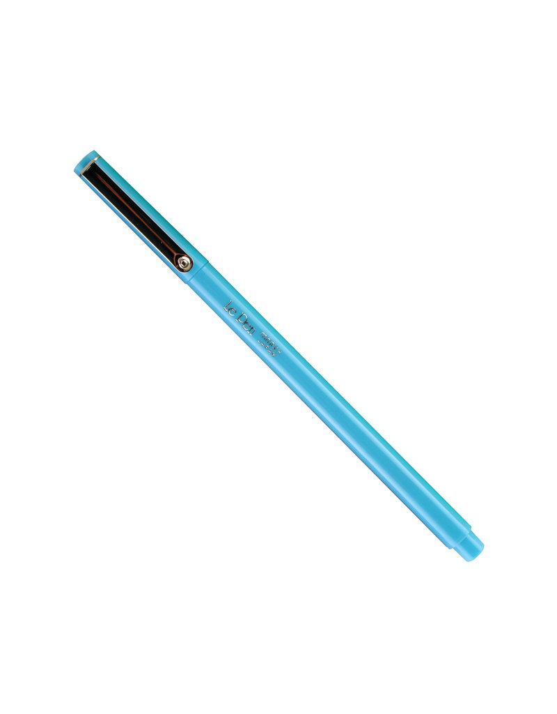Uchida Le Pen Marker Neon Blue.3mm