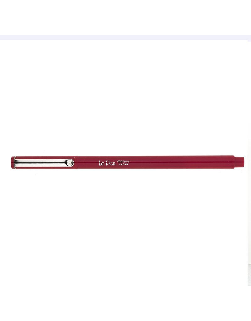 Uchida Le Pen Marker Red .3mm