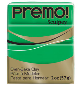 Sculpey Premo 2Oz Green