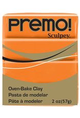Sculpey Premo 2Oz Orange