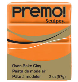 Sculpey Premo 2Oz Orange