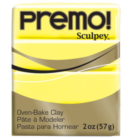 Sculpey Premo 2Oz Sunshine