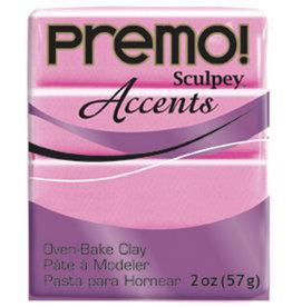 Sculpey Premo 2Oz Magenta Pearl