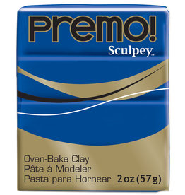 Sculpey Premo 2Oz Ultramarine Blue