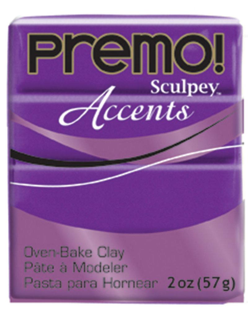 Sculpey Premo 2Oz Purple Pearl