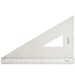 C Thru Professional Triangles, 18'' 30 /60