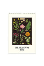 Cavallini Wall Calendar 2021 Herbarium