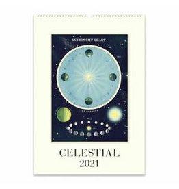 Cavallini Wall Calendar 2021 Celestial