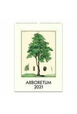 Cavallini Wall Calendar 2021 Arboretum
