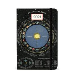 Cavallini 2021 Planner Zodiac