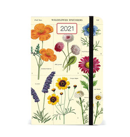 Cavallini 2021 Planner Wildflowers