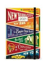 Cavallini 2021 Planner NYC
