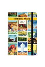 Cavallini 2021 Planner National Parks