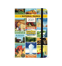 Cavallini 2021 Planner National Parks