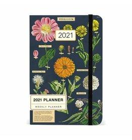 Cavallini 2021 Planner Herbarium