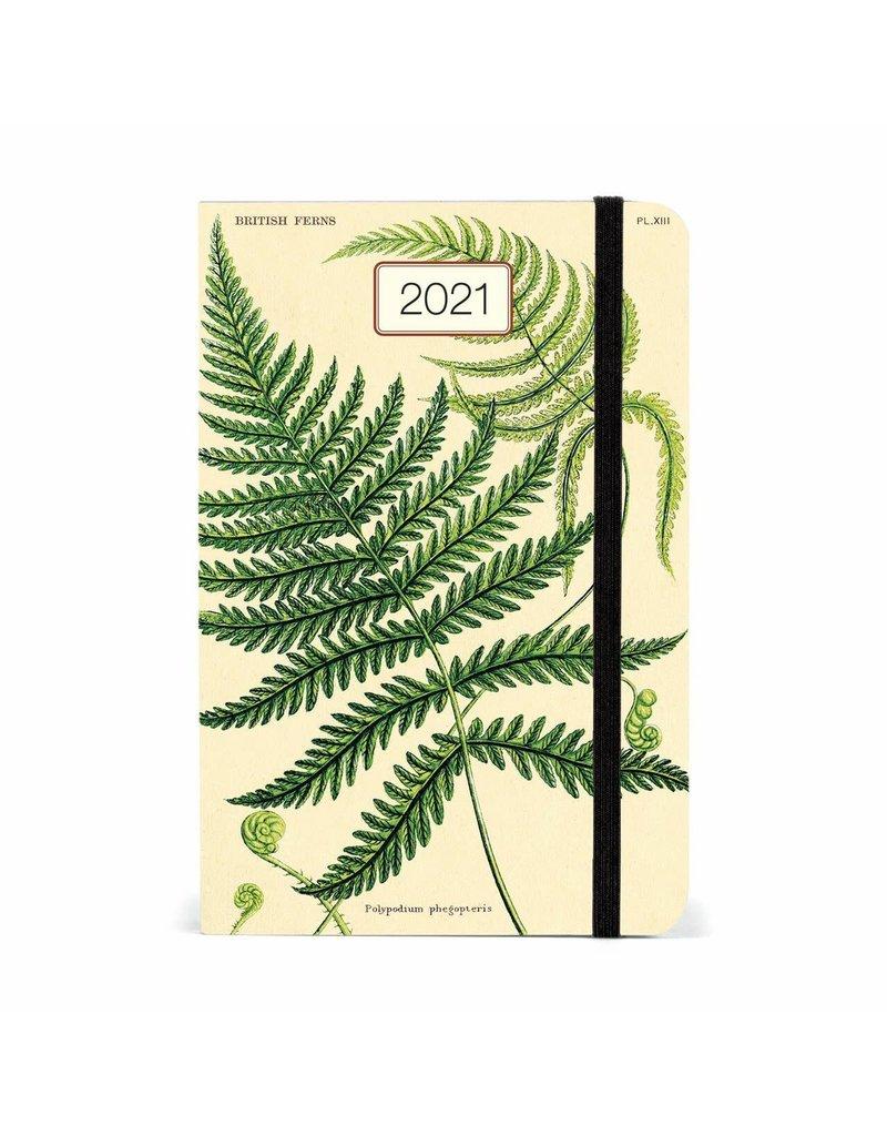 Cavallini 2021 Planner Ferns
