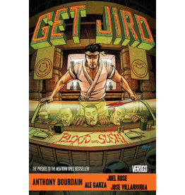 Get Jiro! Blood and Sushi (Hardcover)