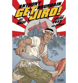 Get Jiro (Softcover)