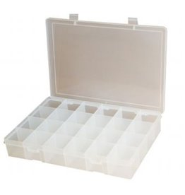 MICA Store Plastic Case 24 mini Compartments