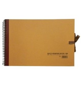Holbein 33 Series Pads, Landscape, 5-1/2'' x 7-1/2''