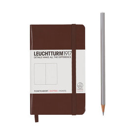 Leuchtturm *40% Off* Tobacco, Pocket, Plain
