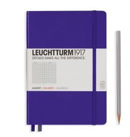 Leuchtturm *40% Off* Purple, Pocket, Squared