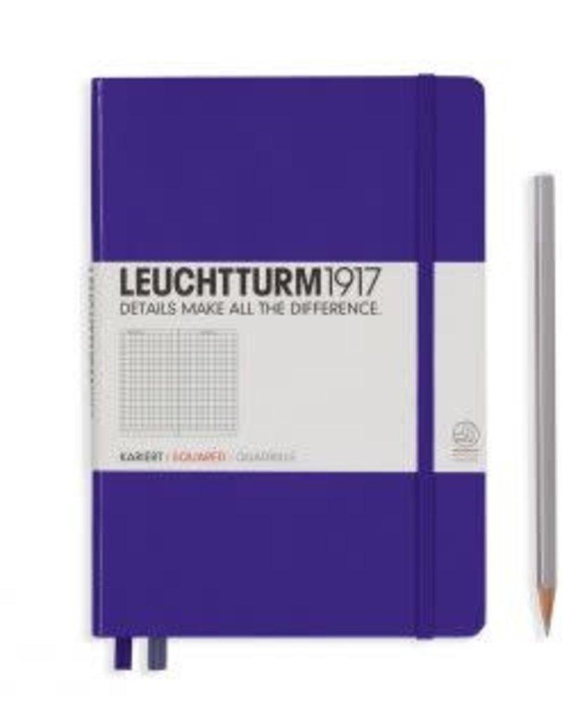 Leuchtturm *40% Off* Purple, Pocket, Squared